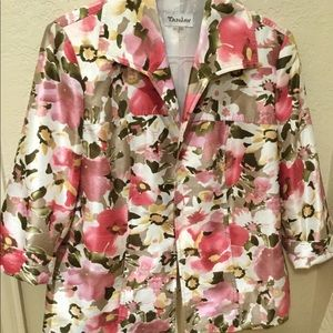 Floral Jacket - Like New